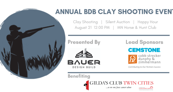 1st Annual BDB Clay Shooting Event benefiting Gilda's Club