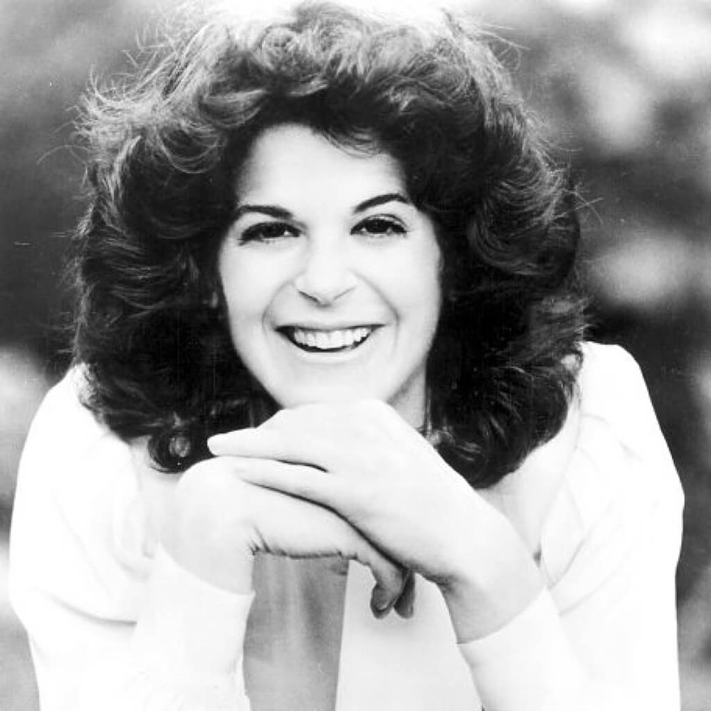 Gilda Radner, inspiration for Gilda's Club Twin Cities